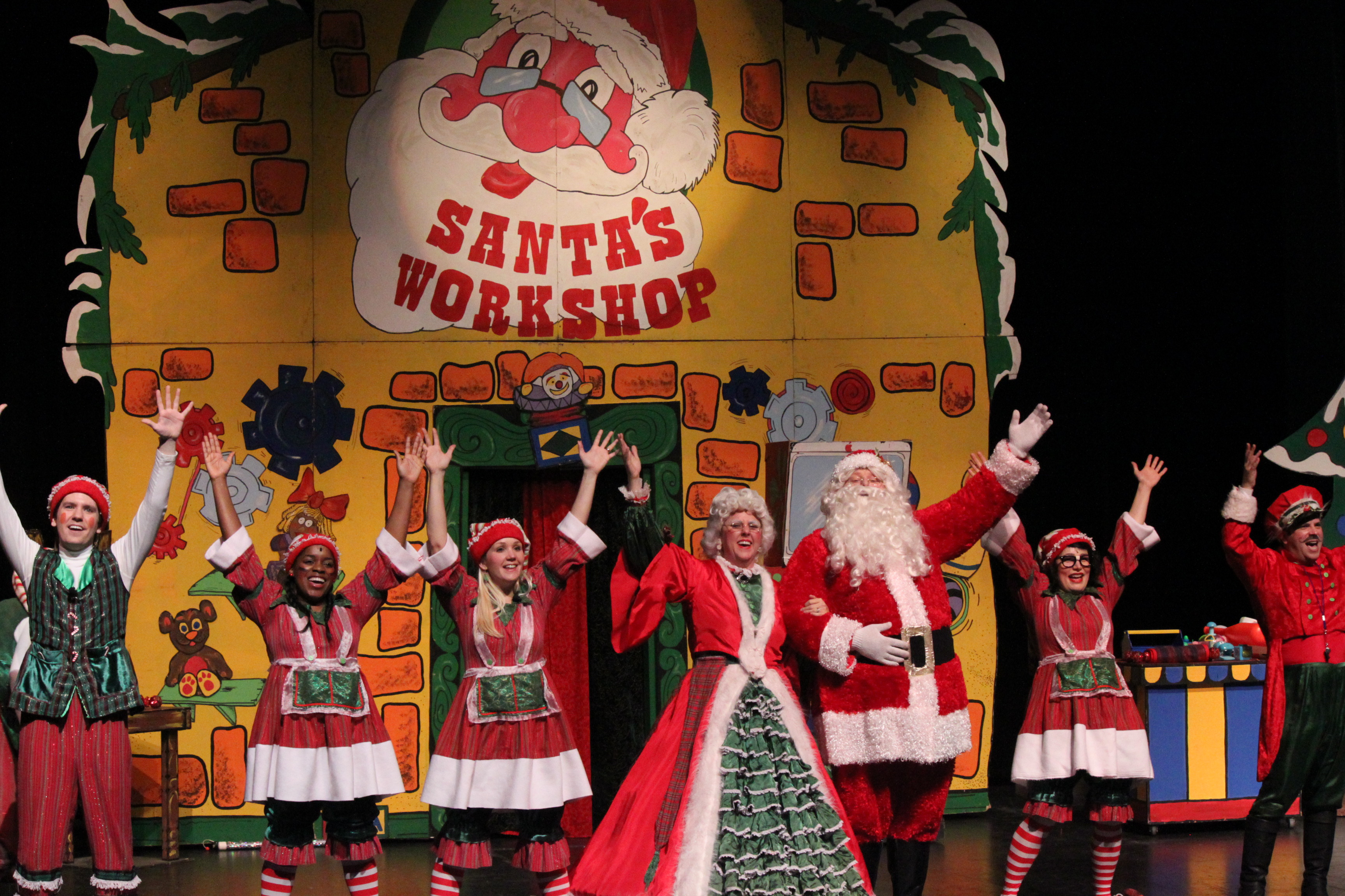 Mrs. Claus! A Holiday Musical!